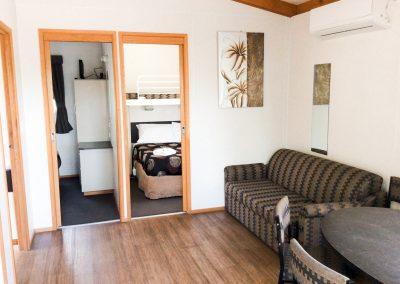 Maryborough Caravan Park Cabins