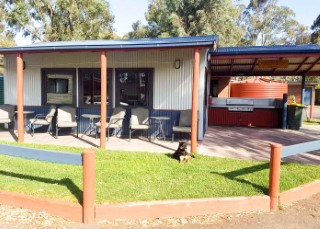 Caravan Parks near me in Maryborough Victoria