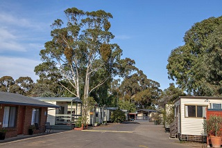 Golden Country Motel Cabin and Caravan Park Maryborough