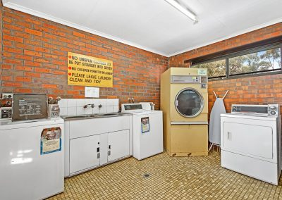 COIN LAUNDRY at Golden Country Motel Maryborough