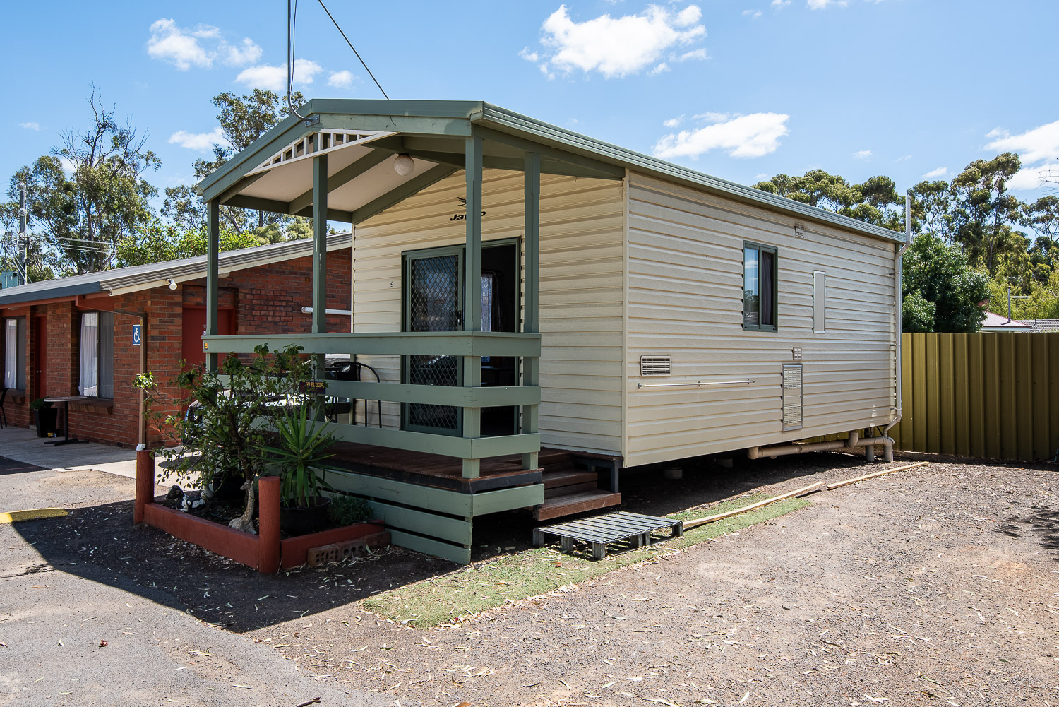 Maryborough DELUX VILLA - 2 BERTH