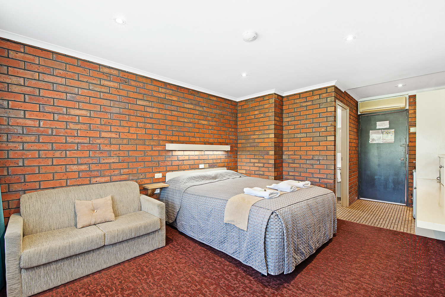 MOTEL DOUBLE at Golden Country Motel Maryborough